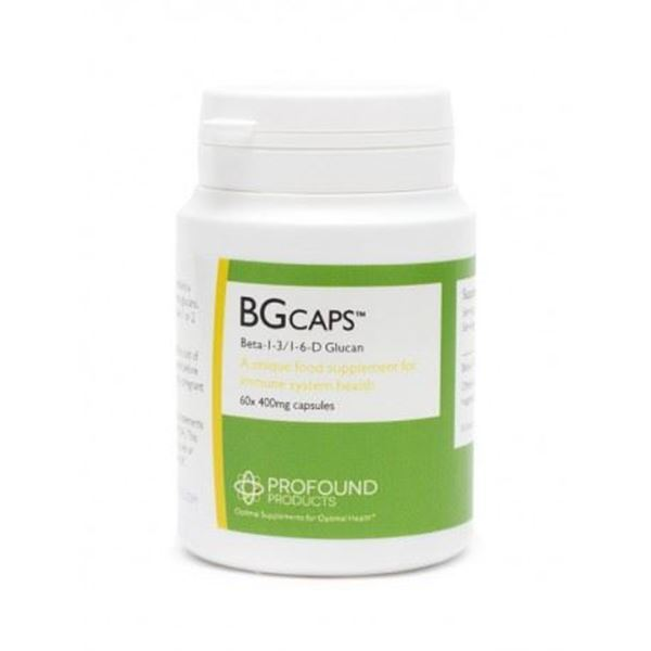 Picture of BG Capsules