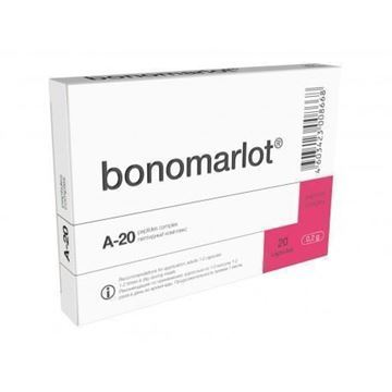 Bonomarlot is a bone marrow peptide that may help to repair and regenerate bone marrow and red blood cell production.