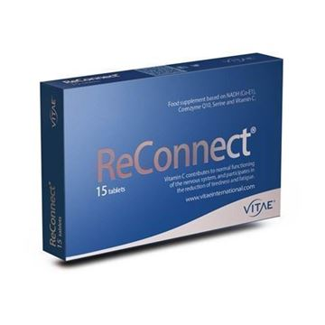 ReConnect is a dietary supplement containing NADH, Coenzyme Q10, Serine and Vitamin C. Shop for the best prices online at Antiaging-Health