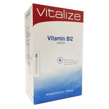 Picture of Vitamin B12 Energy (Methylcobalamin)