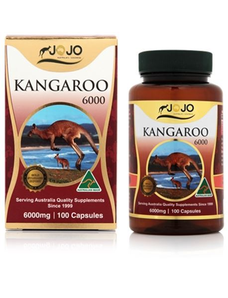 Picture of Jo Jo Kangaroo 6000mg 100s