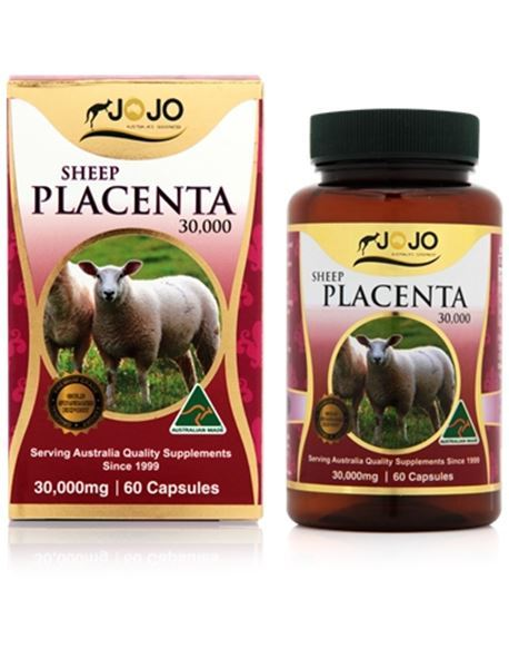 Picture of Jo Jo Sheep Placenta 30,000mg 60s