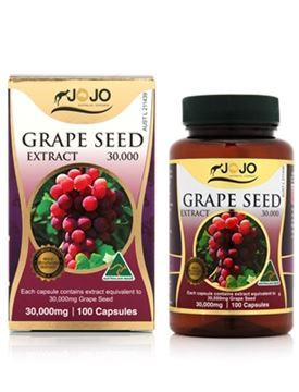 Picture of Jo Jo Grape Seed 30,000mg 100s