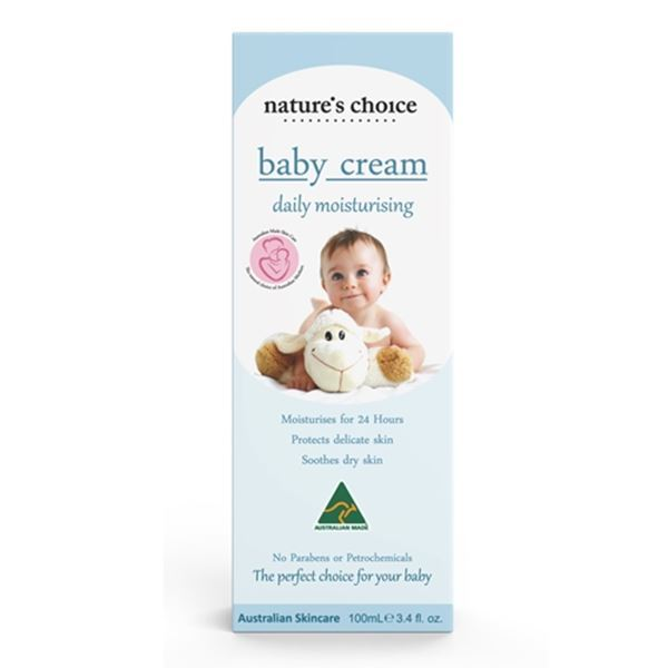 Picture of Baby Daily Moisturiser 100ml