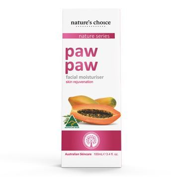 Picture of Paw Paw Facial Moisturiser 100ml