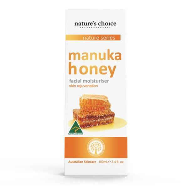 Picture of Manuka Honey Facial Moisturiser 100ml