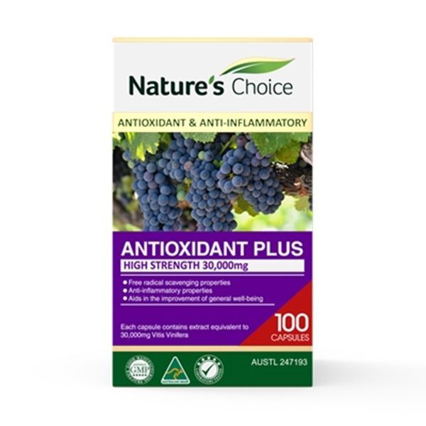 Picture of Antioxidant Plus 30,000mg 100s w/box