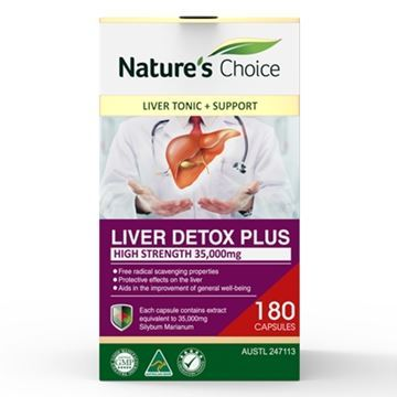 Picture of Liver Detox 35,000mg 180s w/box