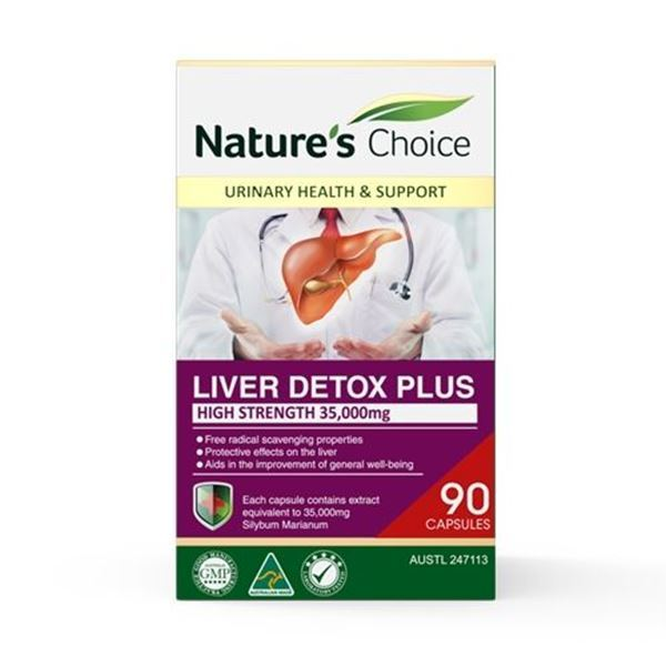 liver detox milk thistle 1