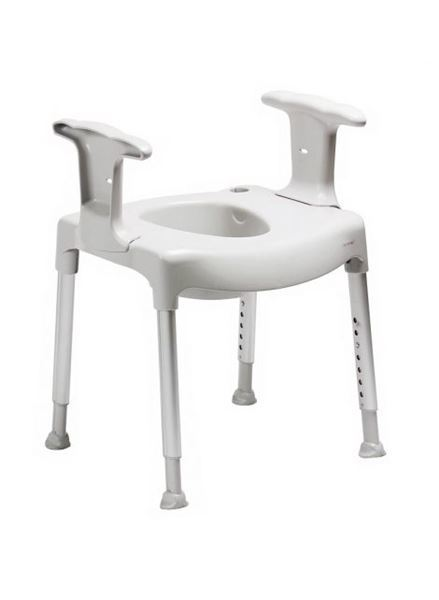 Picture of Etac Over Toilet Seat Raiser Swift