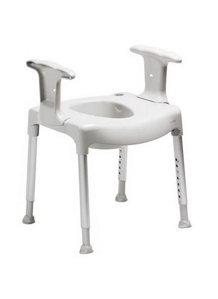 Picture of Etac Over Toilet Seat Raiser Swift