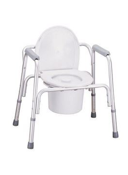 Picture of Aluminium Commode Chair