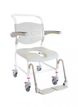 Picture of Denmark Shower Commode Chair