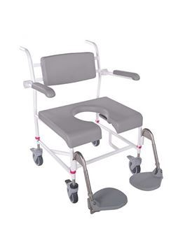 Picture of M2 200 Kg Bariatric Shower Commode