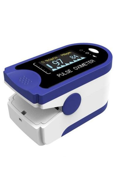 Picture of Finger Tip Pulse Oximeter