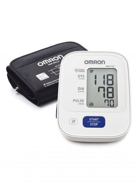 Picture of Omron Blood Pressure Monitor