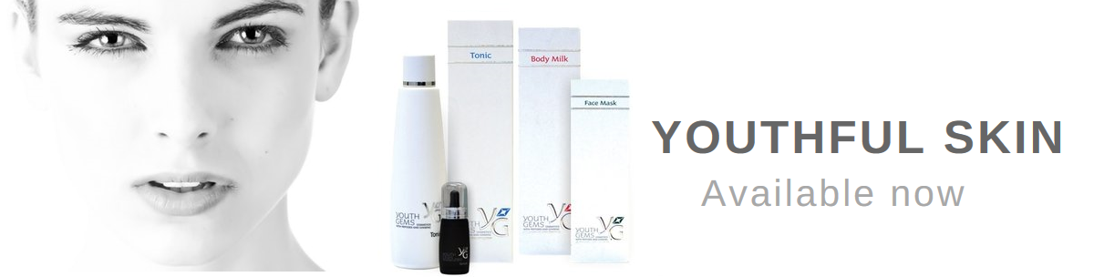 Youth Gems Skin Care Range