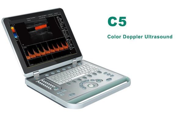 Colour Doppler Portable Ultrasound System