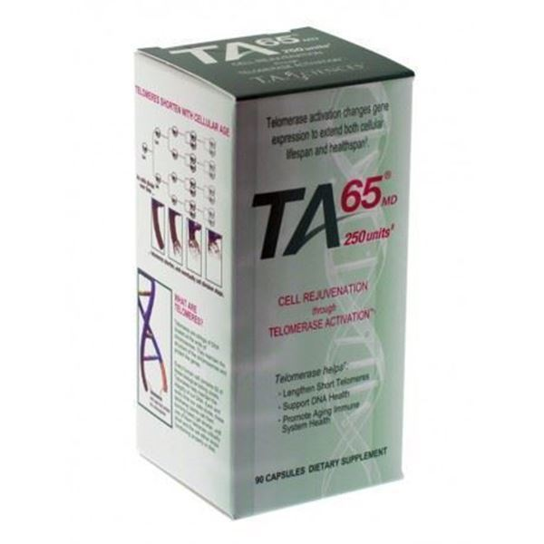 TA-65  (30 Capsules 100 Dose)is a natural, patented, plant-based compound containing astralagus root extract. Shop for the best prices online at Antiaging-Health