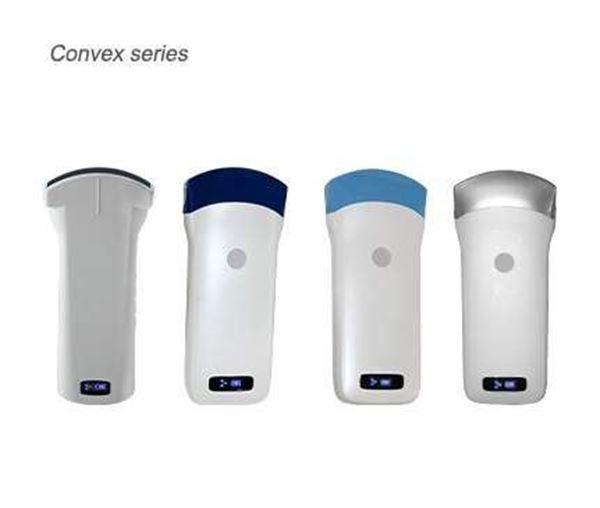 Wireless Ultrasound Scanner Convex Probe